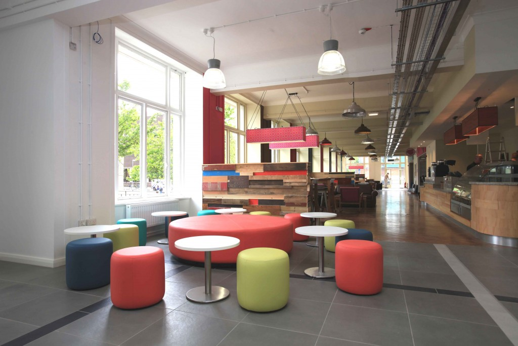 University Of Manchester Students Union Building